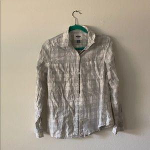 Medium Old Navy Button Down Shirt